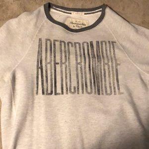 Abercrombie Sweatshirt (Large)